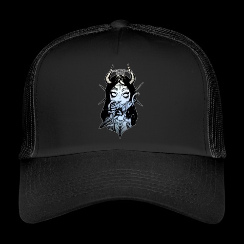 WITCH OF DARKNESS - Trucker Cap