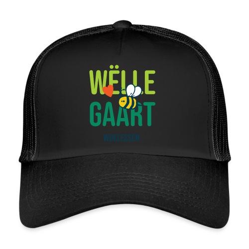 De Wëlle Gaart - Trucker Cap