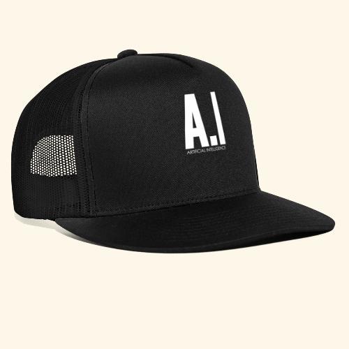 AI Artificial Intelligence Machine Learning - Trucker Cap