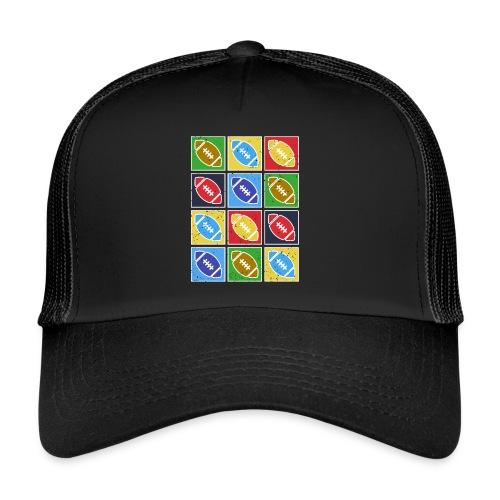 American Football Fan Shirt Geschenkidee - Trucker Cap