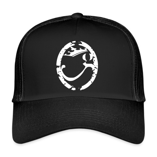 Logo G-Godsèd Blanc - Trucker Cap