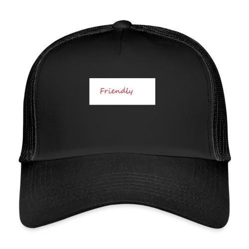 Friendly - Trucker Cap
