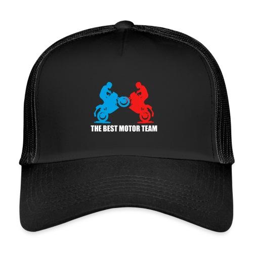 Najlepszy zespół motocyklistów - Trucker Cap