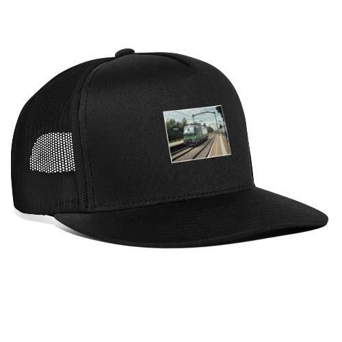 Goederentrein in Breda Prinsenbeek - Trucker Cap