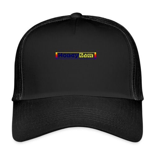 present by HoneyRam - Trucker Cap