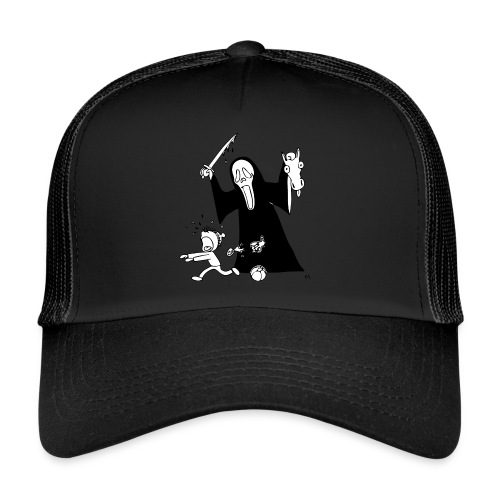 halloween t-skjorte - Trucker Cap