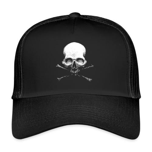 Old Skull - Trucker Cap