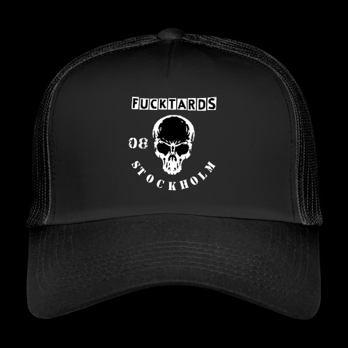 fucktards - Trucker Cap