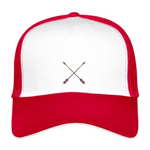 Aim for your Dreams white - Trucker Cap