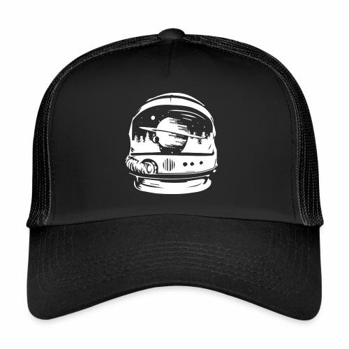 Woodspace Astronaut - Trucker Cap