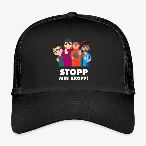 Stopp min kropp! - Trucker Cap
