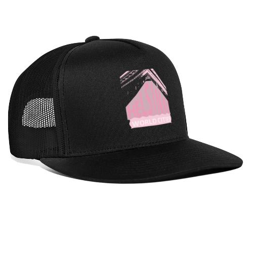 Helsinki light pink - Trucker Cap