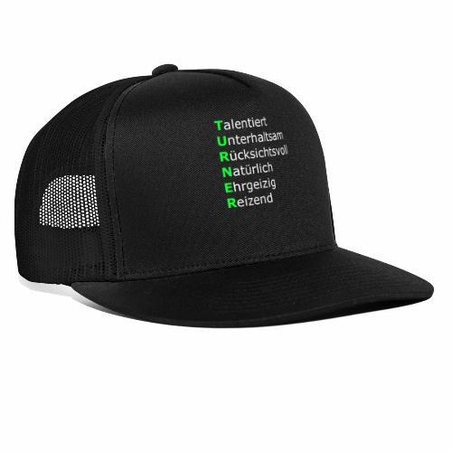 Turner - Trucker Cap