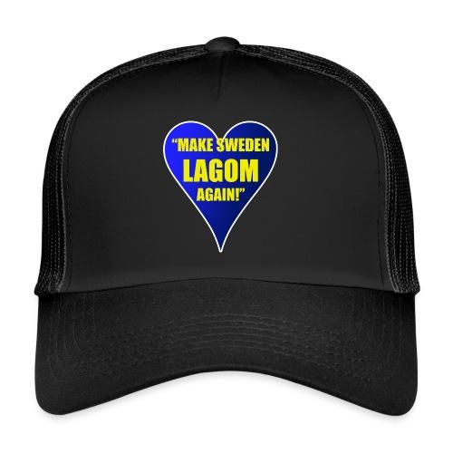 Make Sweden Lagom Again - Trucker Cap