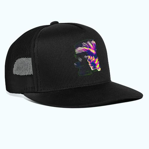 Post punk - Trucker Cap