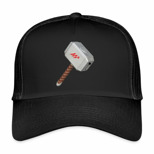 Premium BAN Hammer - Trucker Cap