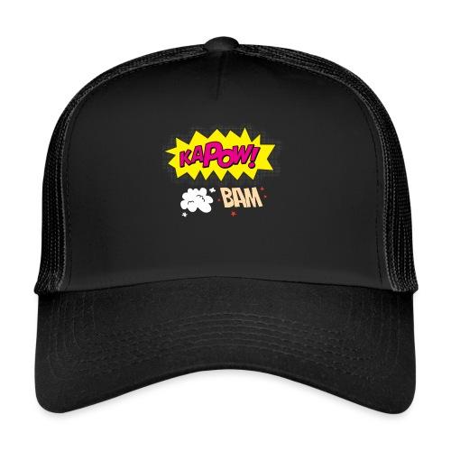 kaboum bam - Trucker Cap