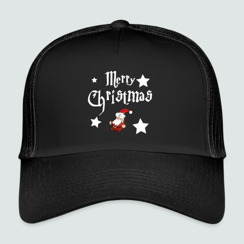 Merry Christmas - Ugly Christmas Sweater - Trucker Cap