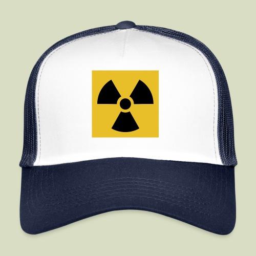 Radiation warning - Trucker Cap