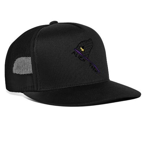 ALIEN FARM UFO NET - Trucker Cap