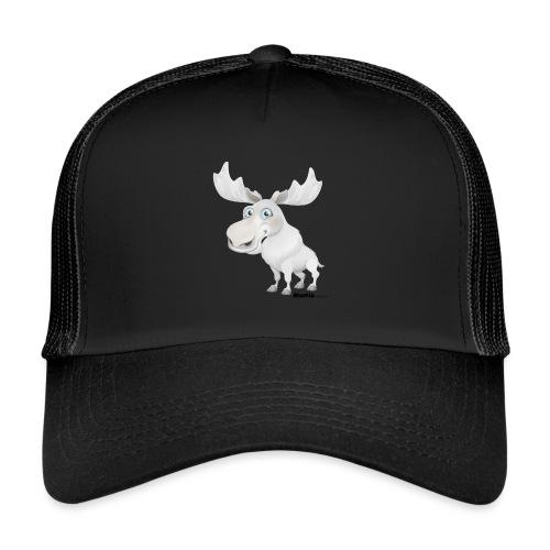 Albino elg - Trucker Cap