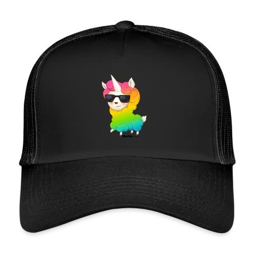 Regenboog animo - Trucker Cap