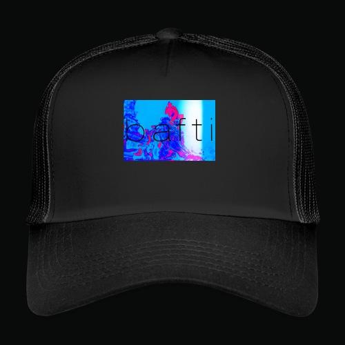 bafti lsd tee - Trucker Cap