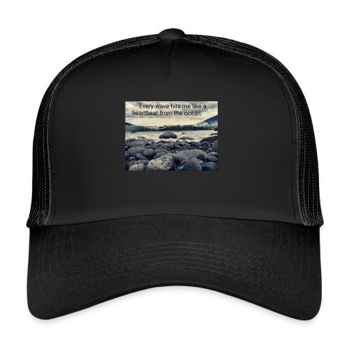 Oceanheart - Trucker Cap