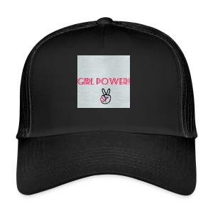Girl Power! - Trucker Cap