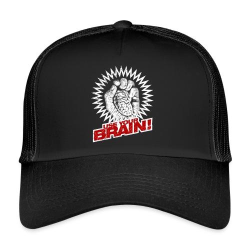Use Your Brain! - Trucker Cap