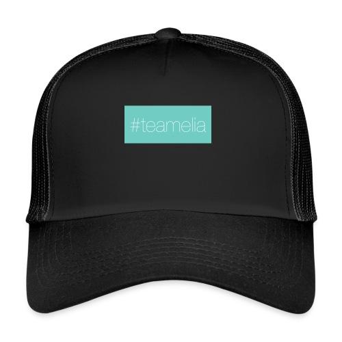 #teamelia - Trucker Cap