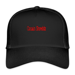 Cocain Shreddz red - Trucker Cap