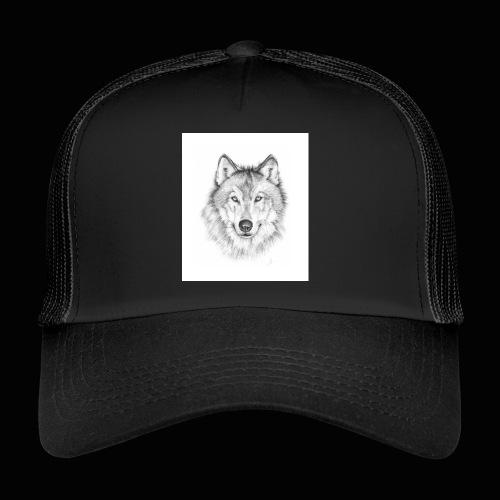 Wolf - Trucker Cap