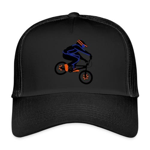 BMX Rider Dark - Trucker Cap