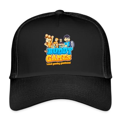 BuddyGames - Trucker Cap