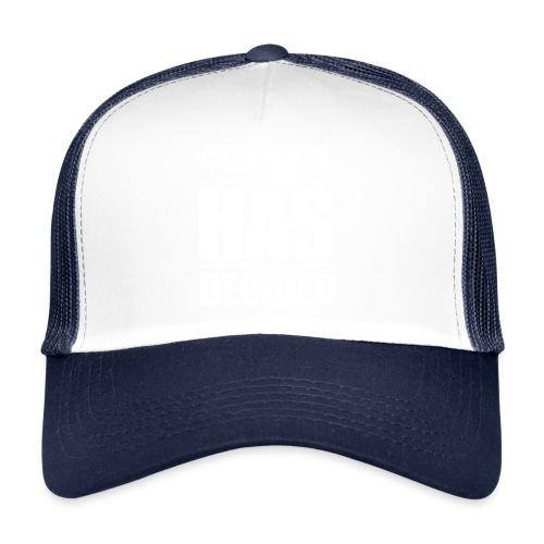 GAMBIA_HAS_DECIDED - Trucker Cap