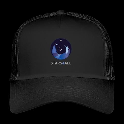 Stars4All - Gorra de camionero