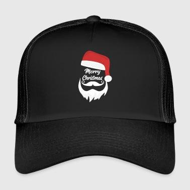Merry Christmas Merry Christmas Mikołaj - Trucker Cap