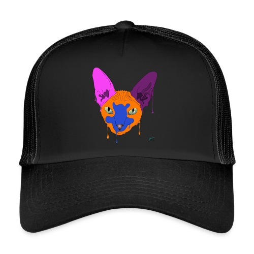 Sphynx - Trucker Cap