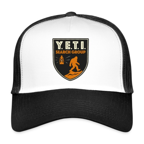 Blason Yeti Search Group - Trucker Cap