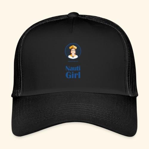SeaProof Nauti Girl - Trucker Cap