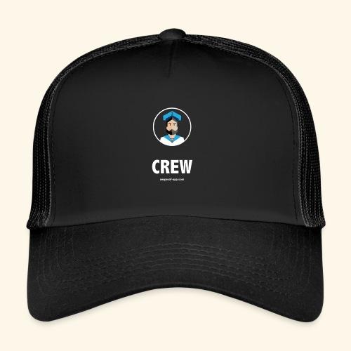 SeaProof Crew - Trucker Cap