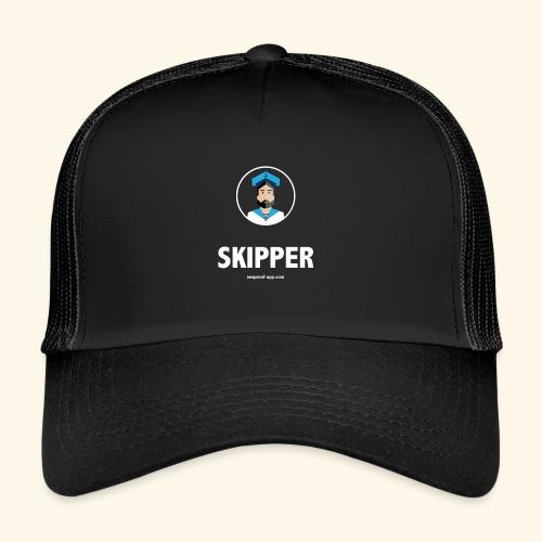 SeaProof Captain - Trucker Cap