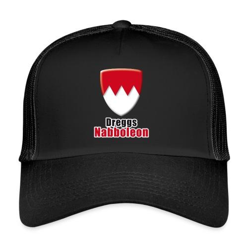 tshirt_franken_dreggsnaboleon_ohne_frank - Trucker Cap