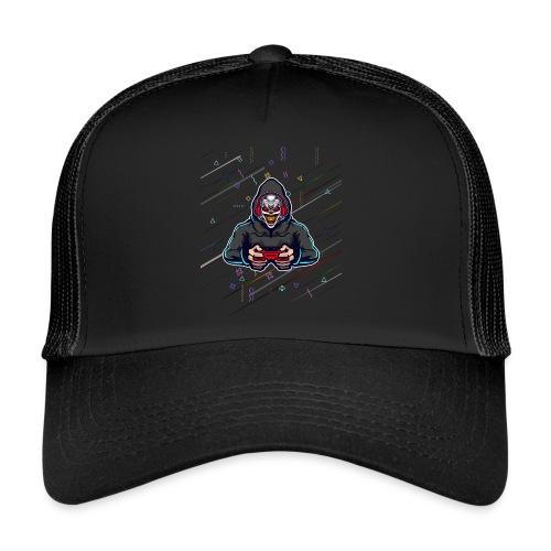 Videospieler Konsolen Gaming Gamer Zocker Design - Trucker Cap