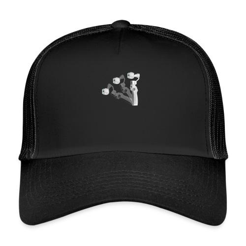 VivoDigitale t-shirt - DJI OSMO - Trucker Cap