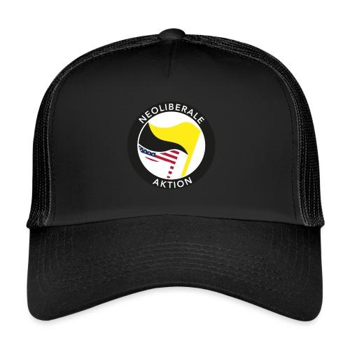 Neoliberale Aktion! (USA) - Trucker Cap