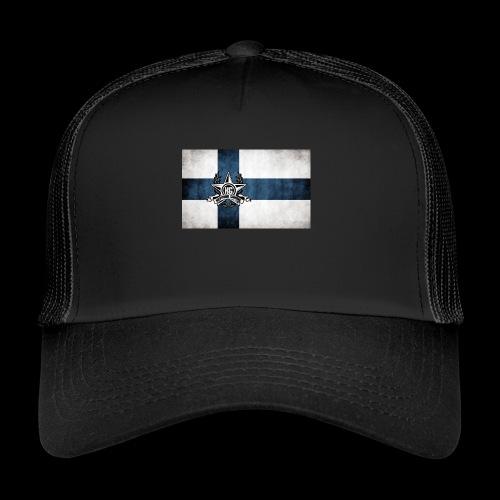 Suomen lippu - Trucker Cap