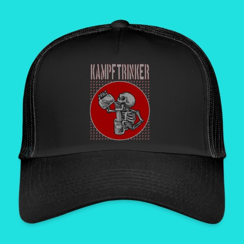 Kampftrinker - Trucker Cap