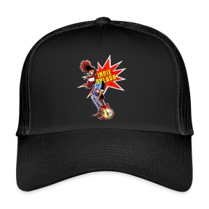 Indie Splash - Trucker Cap